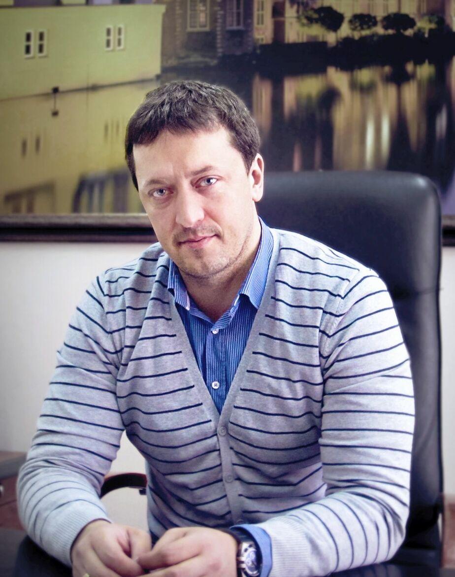 Максим Ульянов- Калининградский покупатель предпочитает импортную электронику - Новости Калининграда