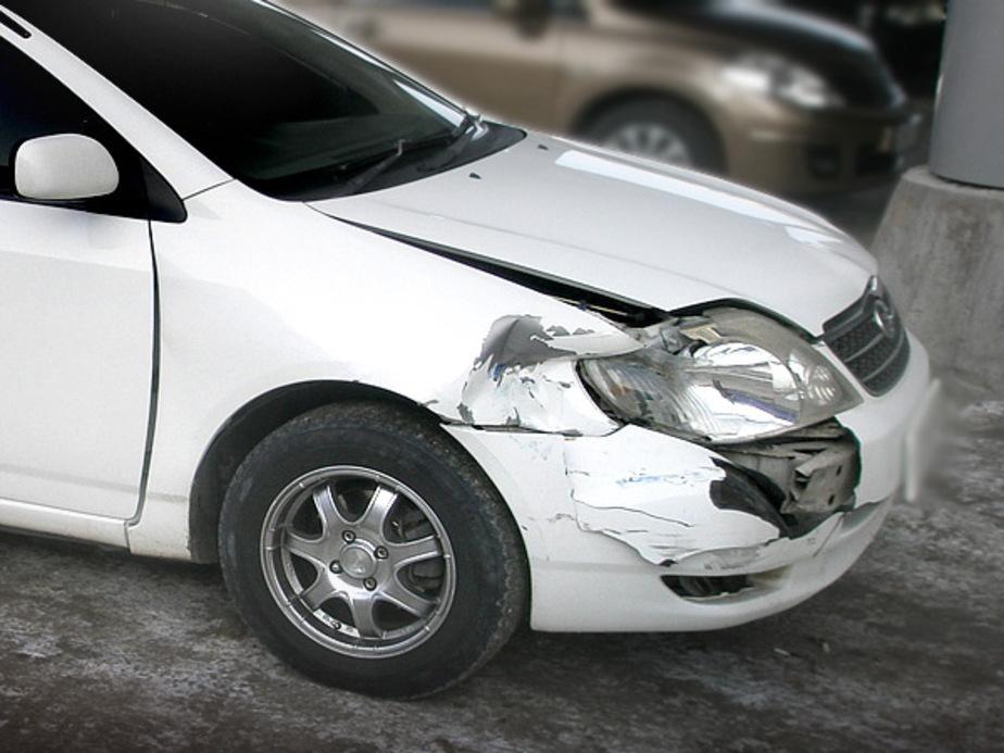 Житель пос- Чкалово попал на угнанном автомобиле в ДТП - Новости Калининграда