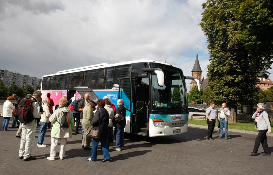 Депутат- Программы по развитию туризма в Калининградской области провалились