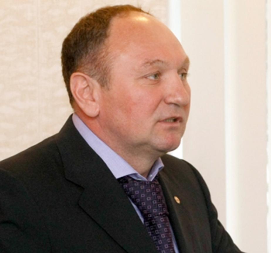 Дацышина назначили врио федерального инспектора Санкт-Петербурга