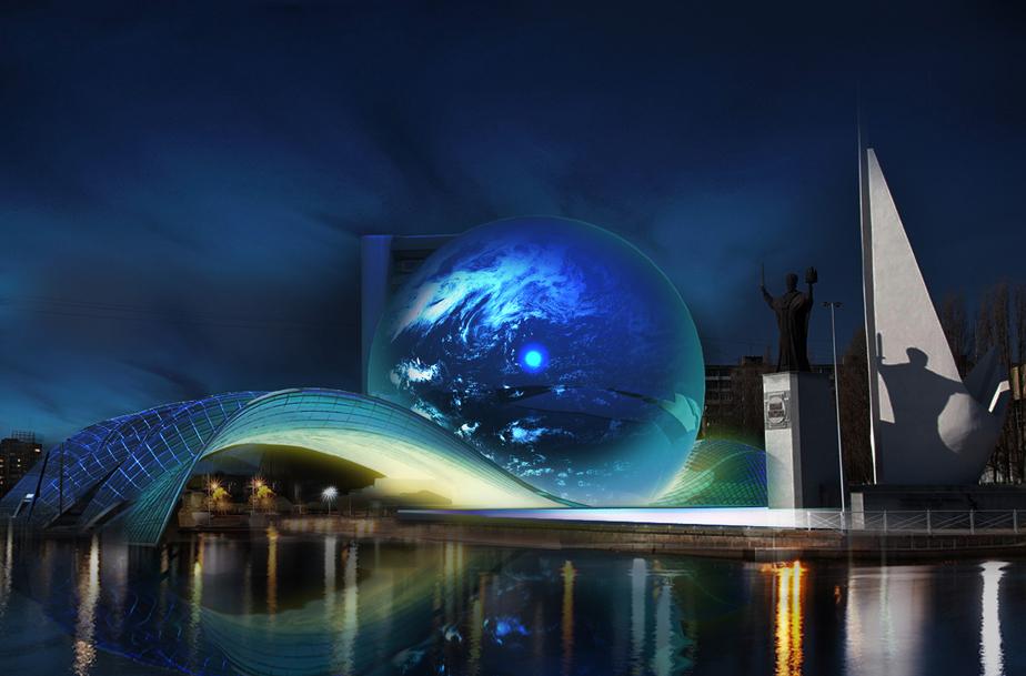 В Москве и Корее оценят проекты нового корпуса Музея Мирового океана - Новости Калининграда