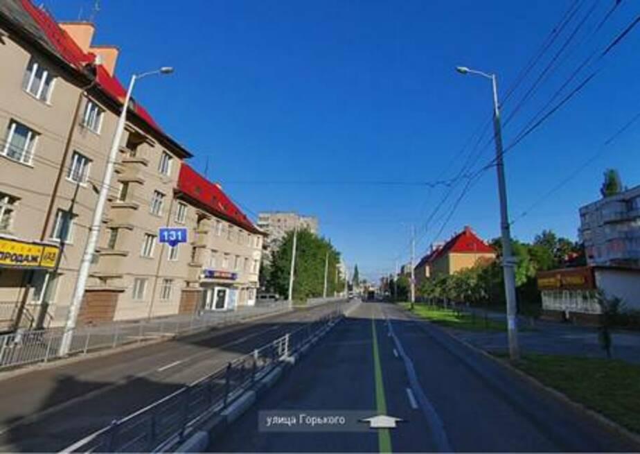 В Калининграде из-за визита генпрокурора России перекрыли ул- Горького и Зеленую - Новости Калининграда