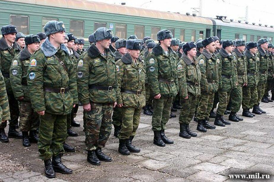 На Балтфлоте 10- призывников останутся служить по контракту - Новости Калининграда