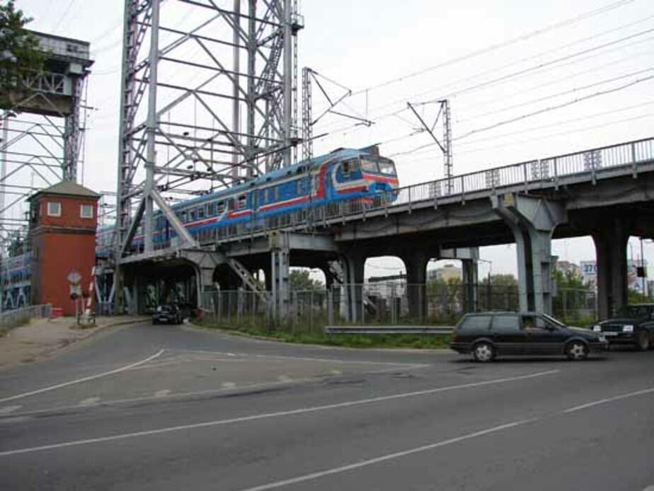 В субботу и воскресенье закрывается движение по двухъярусному мосту - Новости Калининграда