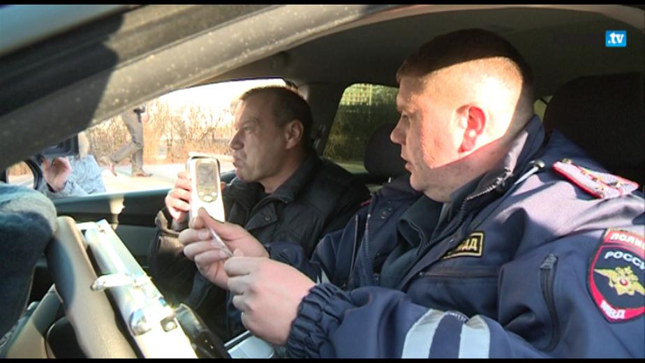 Калининградских водителей массово проверят на трезвость - Новости Калининграда