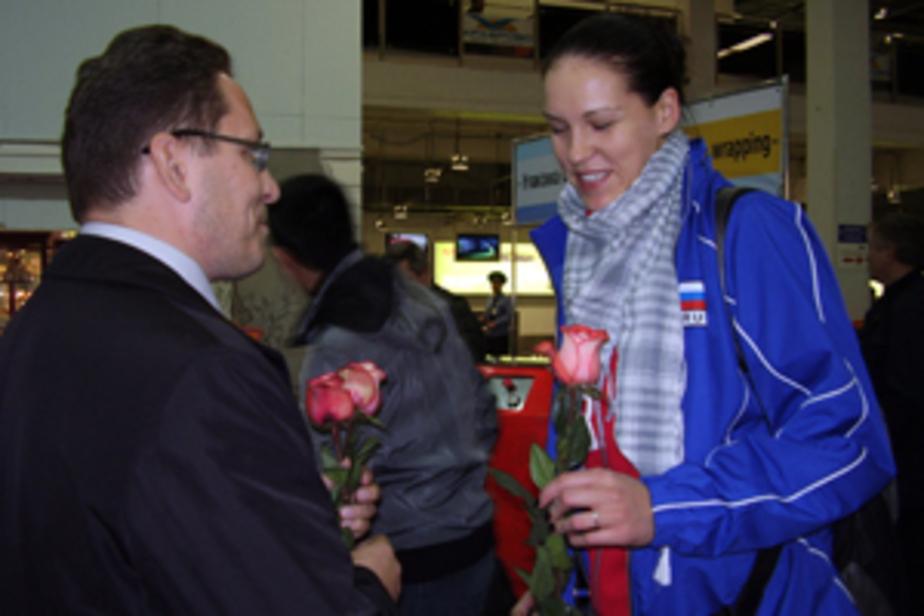Женская сборная России по волейболу начала тренировки в Калининграде - Новости Калининграда