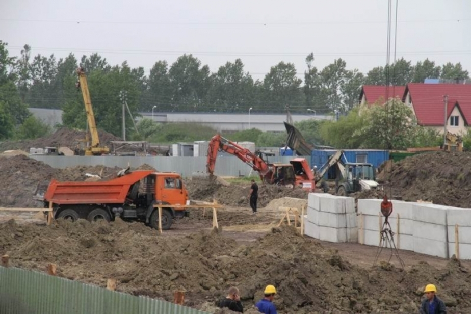 Прокуратура признала застройку на аэродроме Девау незаконной - Новости Калининграда