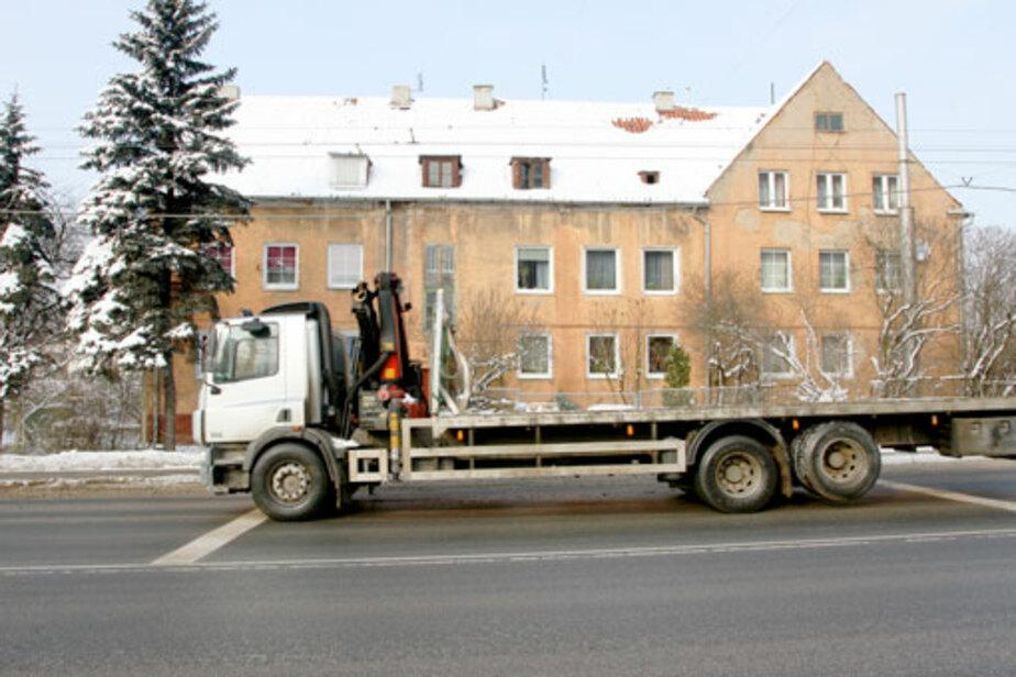 Шумовые полосы разрушают дом первого архитектора Калининграда? - Новости Калининграда