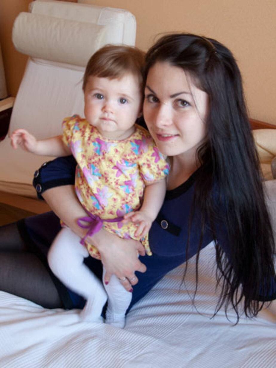 Давайте вместе поможем маленькой Насте! - Новости Калининграда