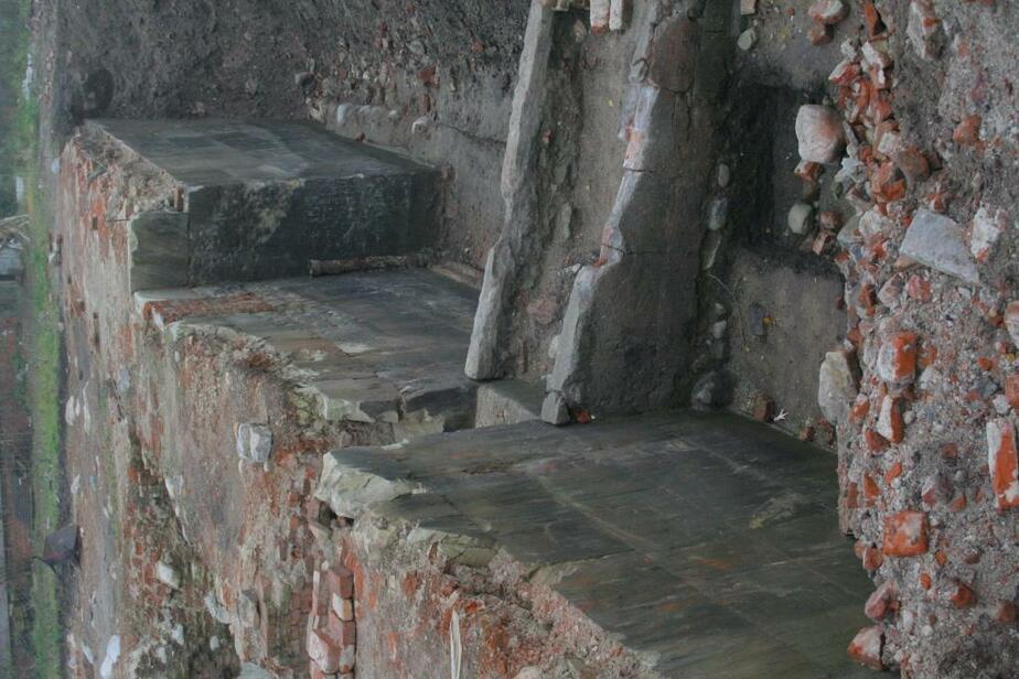 В Калининграде над руинами Королевского замка установят купол - Новости Калининграда