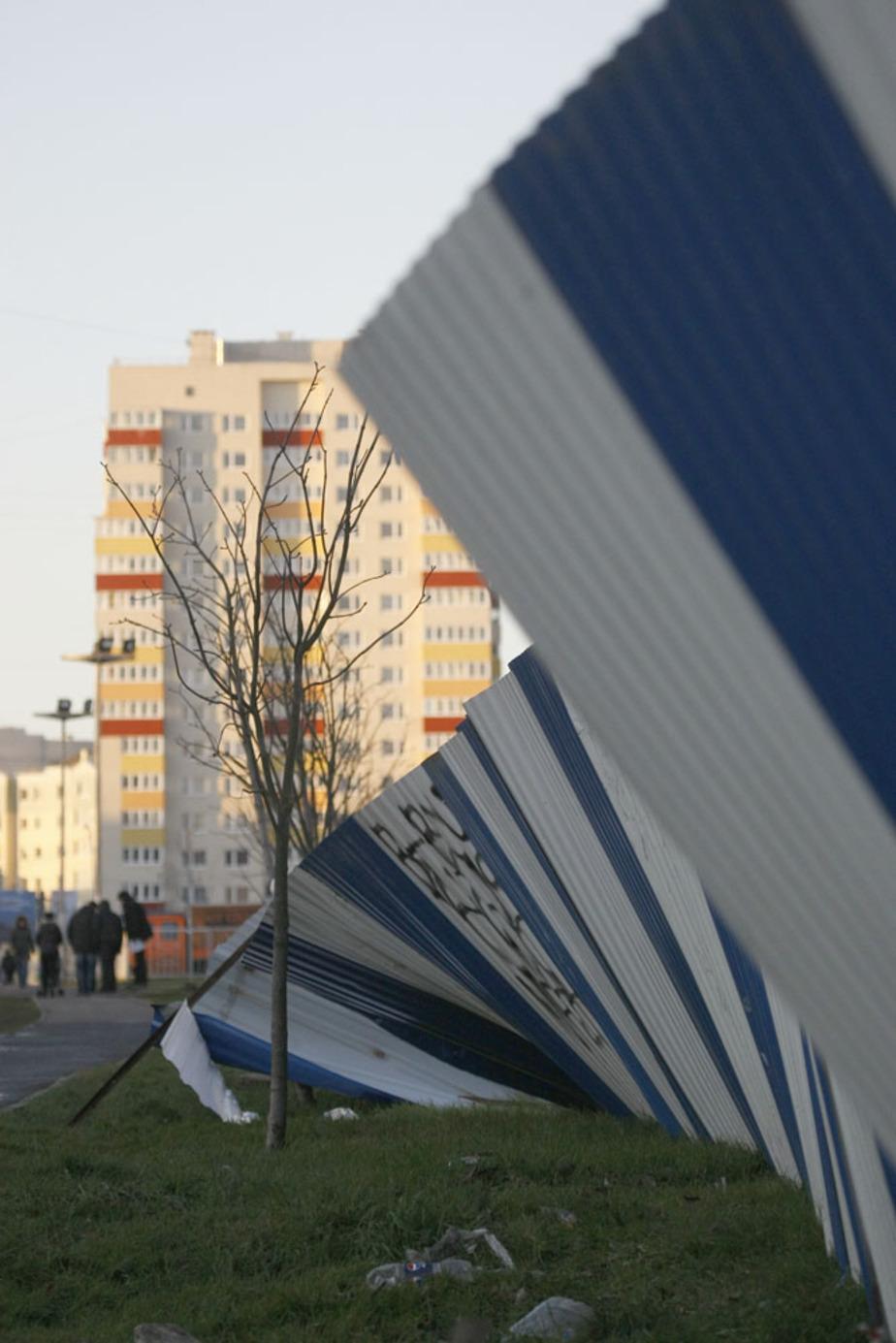 В Калининграде ожидается сильный ветер и дождь