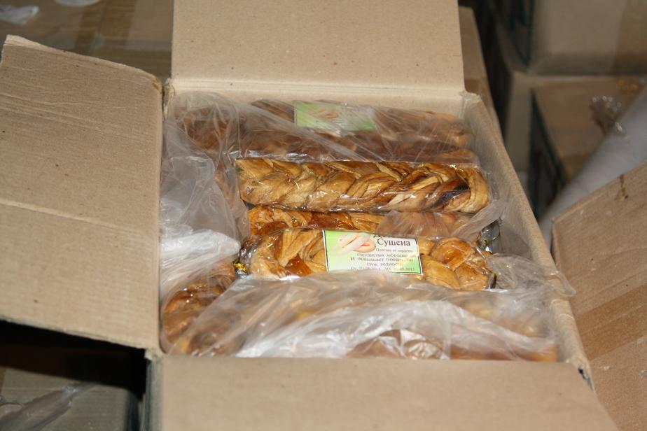 Калининградская таможня нашла в фурах из Узбекистана 700 кг опасного изюма - Новости Калининграда