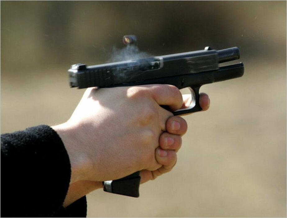 В Знаменске попутчик украл у водителя пистолет - Новости Калининграда