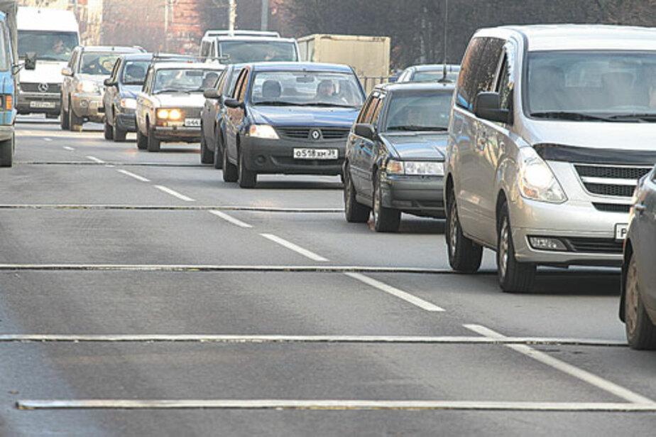 Калининградская автолюбительница подорвала здоровье из-за шумовых полос - Новости Калининграда