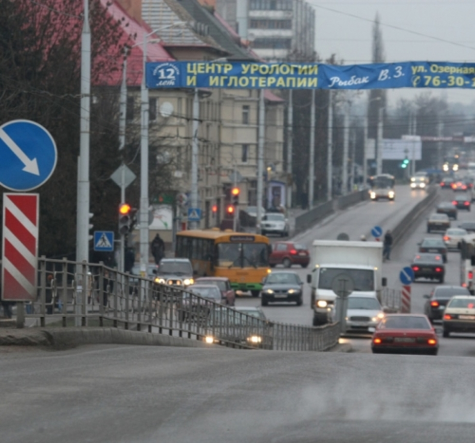 Московский проспект и улицу Гагарина соединят через ул- Суздальскую - Новости Калининграда