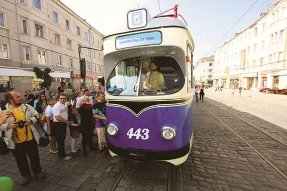 В трамвайном депо работают подводники, артисты и будущие президенты - Новости Калининграда