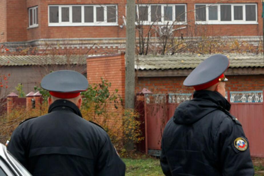 В Немане 23-летний парень напал на полицейского - Новости Калининграда