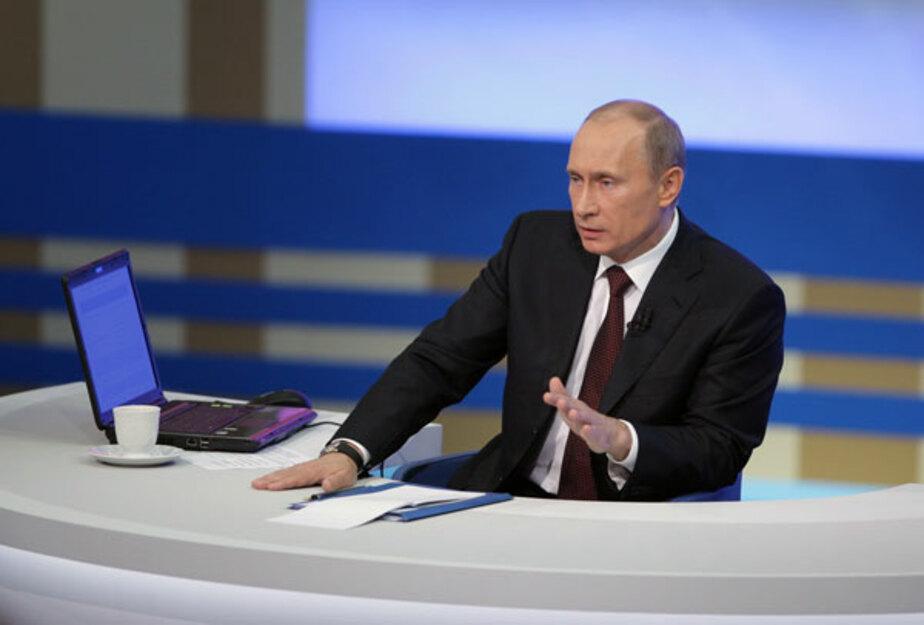 """Путин не исключает возвращение выборов губернаторов при условии -""""президентского фильтра-"""" - Новости Калининграда"""