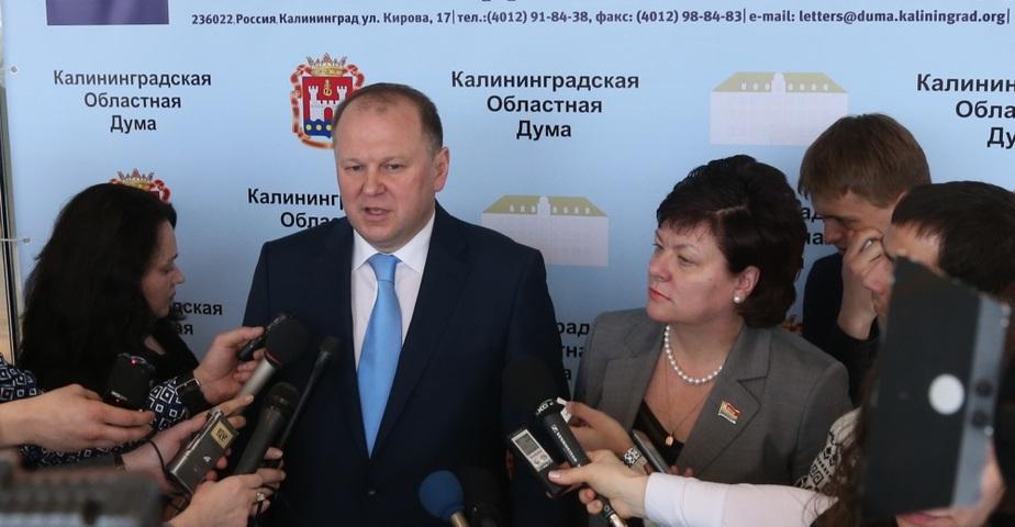 Цуканов- Результатом нашей работы должна быть чистая вода- а не построенный водопровод - Новости Калининграда