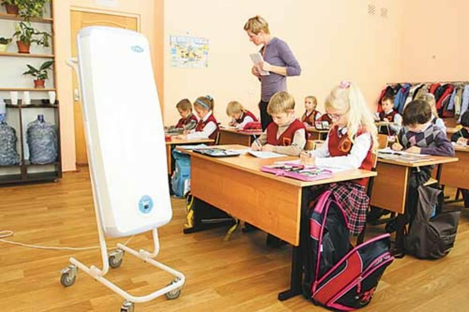 Школы закупают дезары - Новости Калининграда