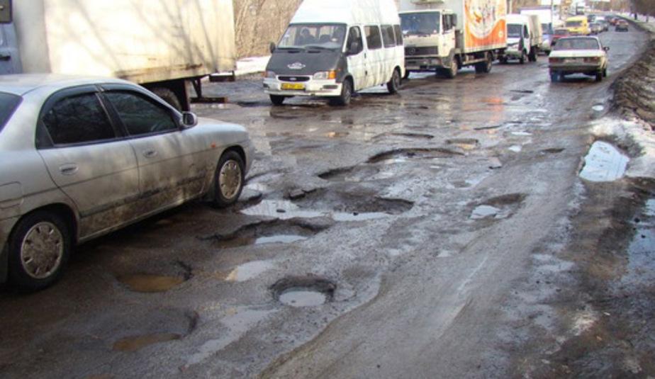 В Калининграде 270 улиц требуют капитального ремонта -список- - Новости Калининграда