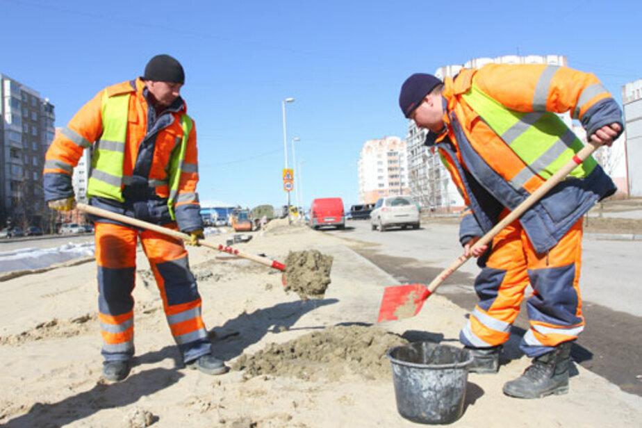 Из-за ремонта на ул. Согласия вводится одностороннее движение - Новости Калининграда