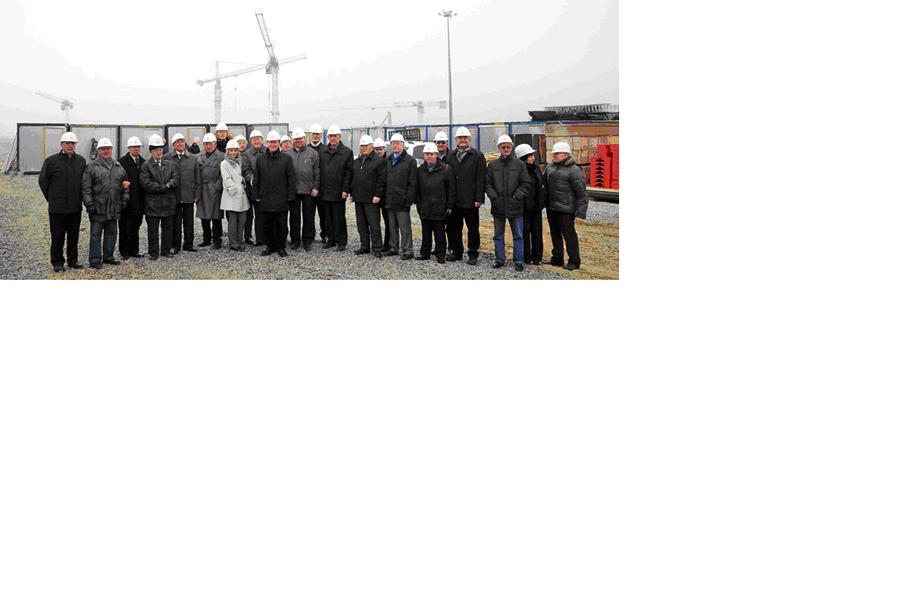 Балтийскую АЭС посетили бывшие чиновники и директора предприятий - Новости Калининграда