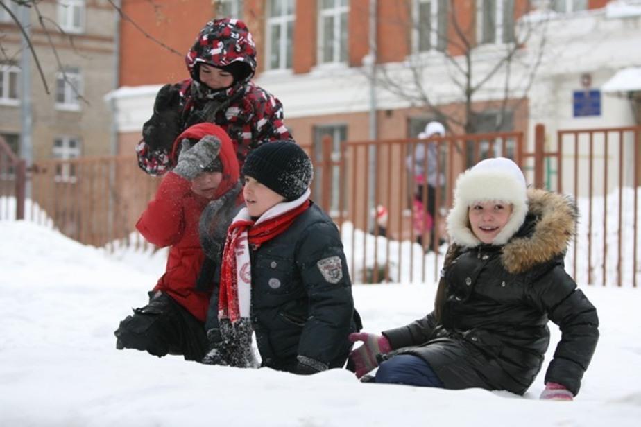 Из-за аномальных морозов в 42 школах региона отменены занятия - Новости Калининграда