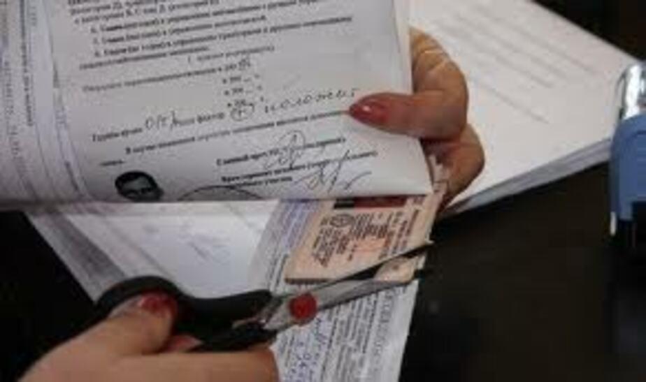 В Калининграде задержаны пять нелегальных перевозчиков без прав