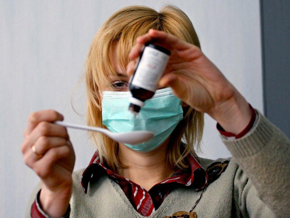 Эпидемию гриппа в Калининграде врачи ожидают в середине января - Новости Калининграда