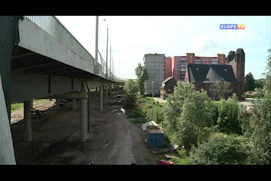 В Калининграде под новой эстакадой планируют открыть автостоянку на 800 машин - Новости Калининграда