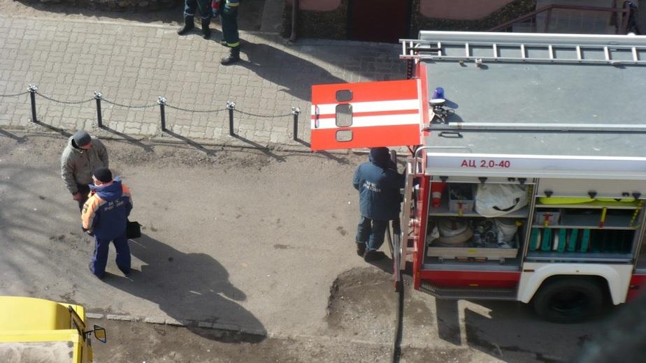Во время газосварочных работ в Советске произошел пожар в жилом доме - Новости Калининграда