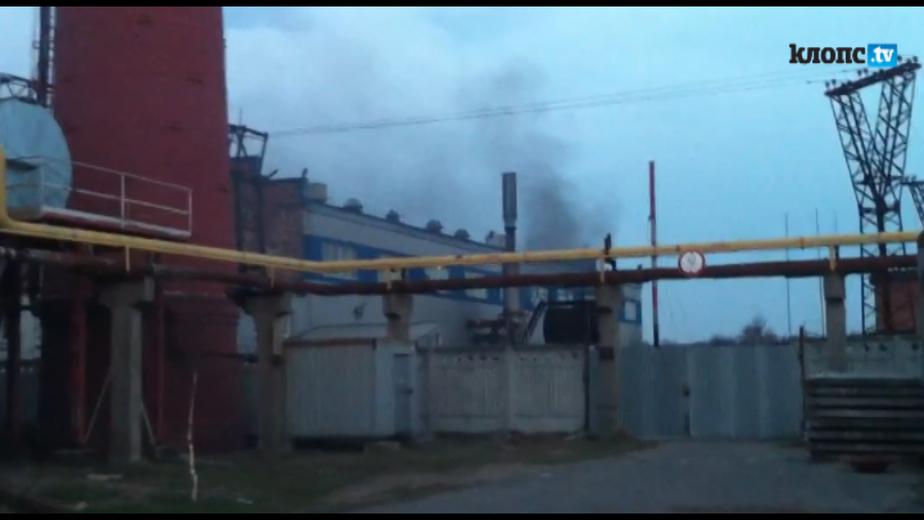 Прибрежный снова наполнился едким запахом из-за работы завода - Новости Калининграда