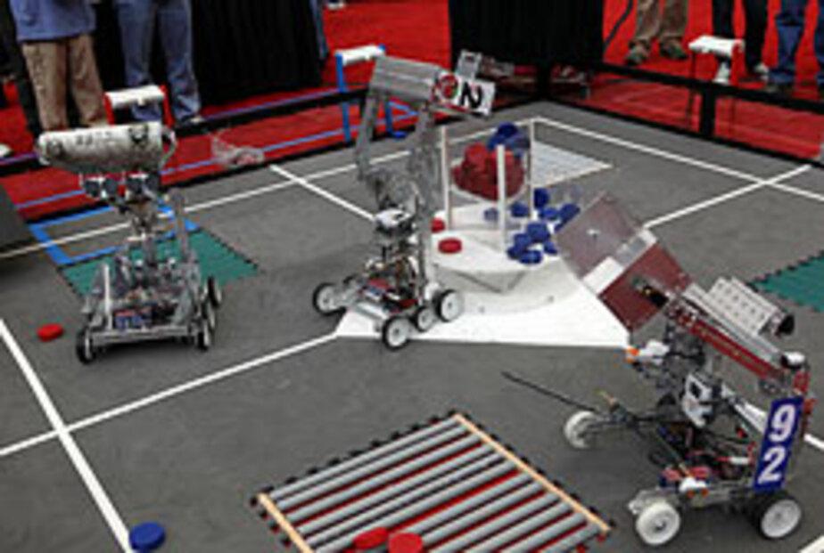 В начале декабря 2012 года в Москве пройдут робототехнические соревнования - Новости Калининграда