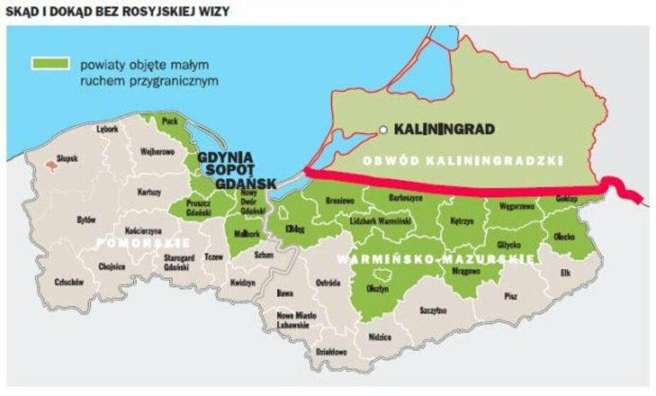 Gazeta-pl- В польских городах с введением безвизового режима снизится безработица - Новости Калининграда