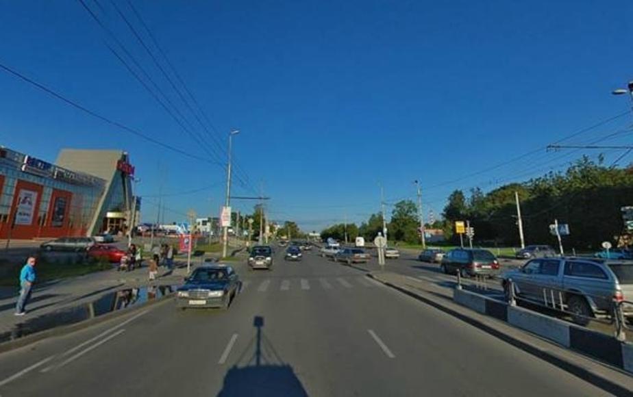 В Калининграде упразднят левый поворот с Моспроспекта на ул- Ялтинскую - Новости Калининграда