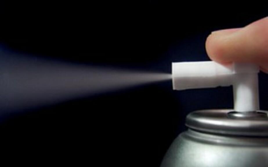 В Калининграде налетчик брызнул из газового баллончика в лицо сторожу - Новости Калининграда