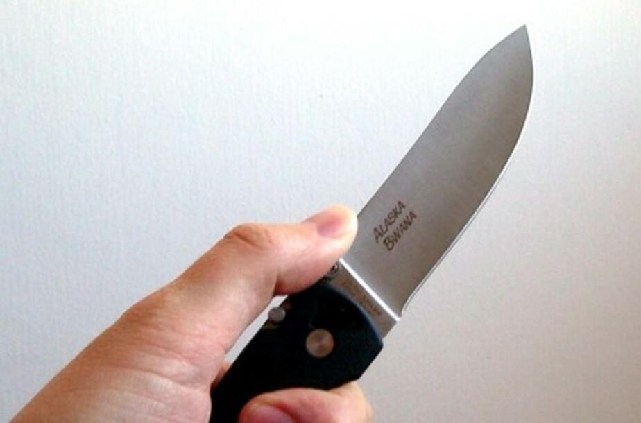 В Калининграде задержали мужчину- который с ножом кидался на  прохожих - Новости Калининграда