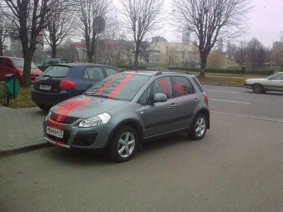 В Гурьевском районе автомобили пачкают навозом и краской - Новости Калининграда