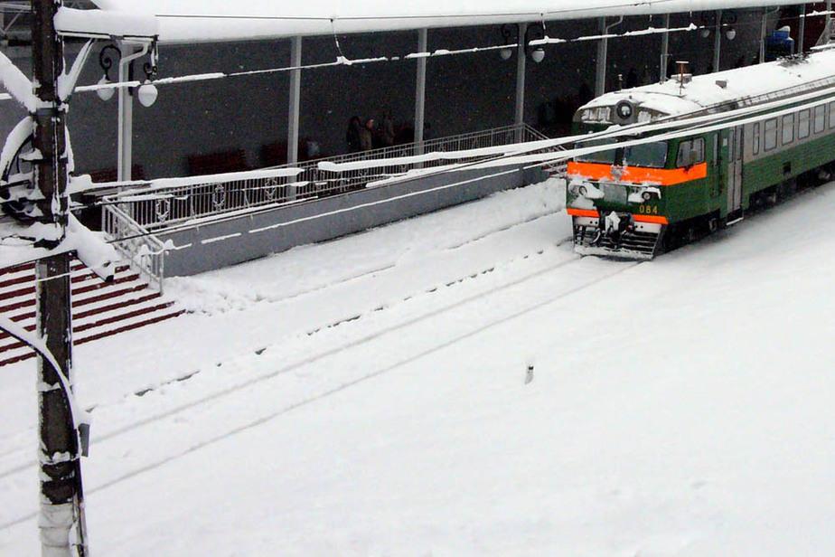 МЧС- В Калининграде ожидается сильное налипание снега на проводах - Новости Калининграда