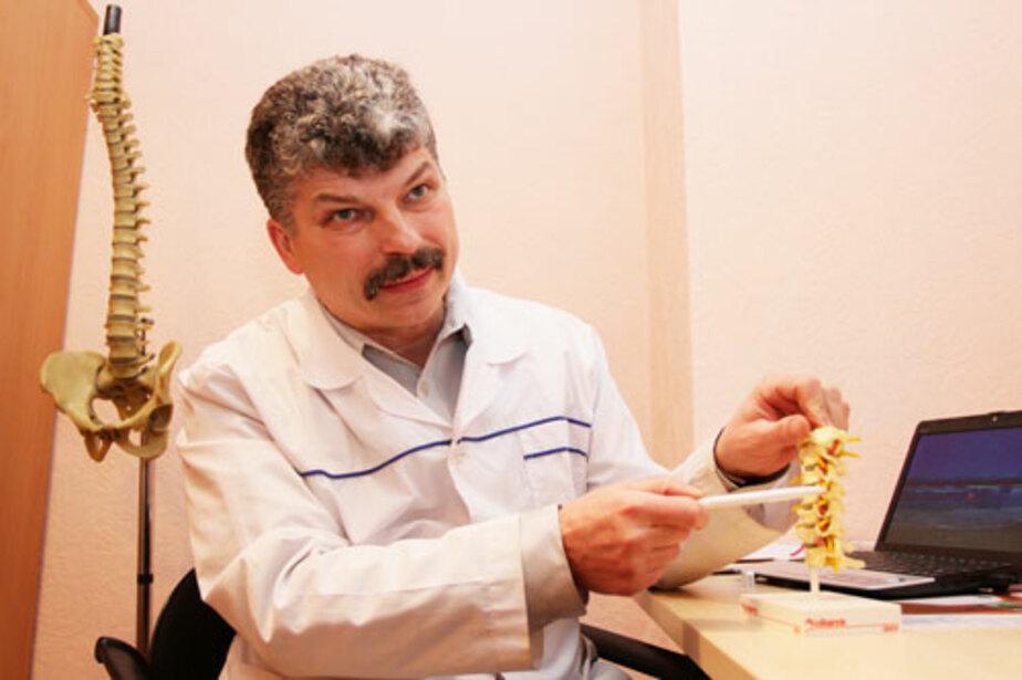 В лечении позвоночника доктора переходят на щадящие методы - Новости Калининграда