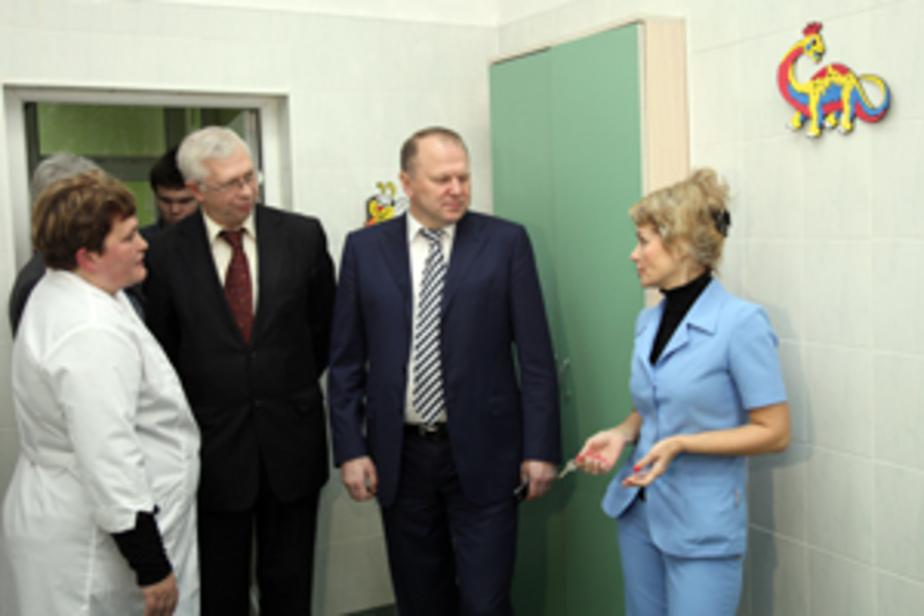 Цуканов выделил 2 млн- на ремонт детской поликлиники -2 - Новости Калининграда