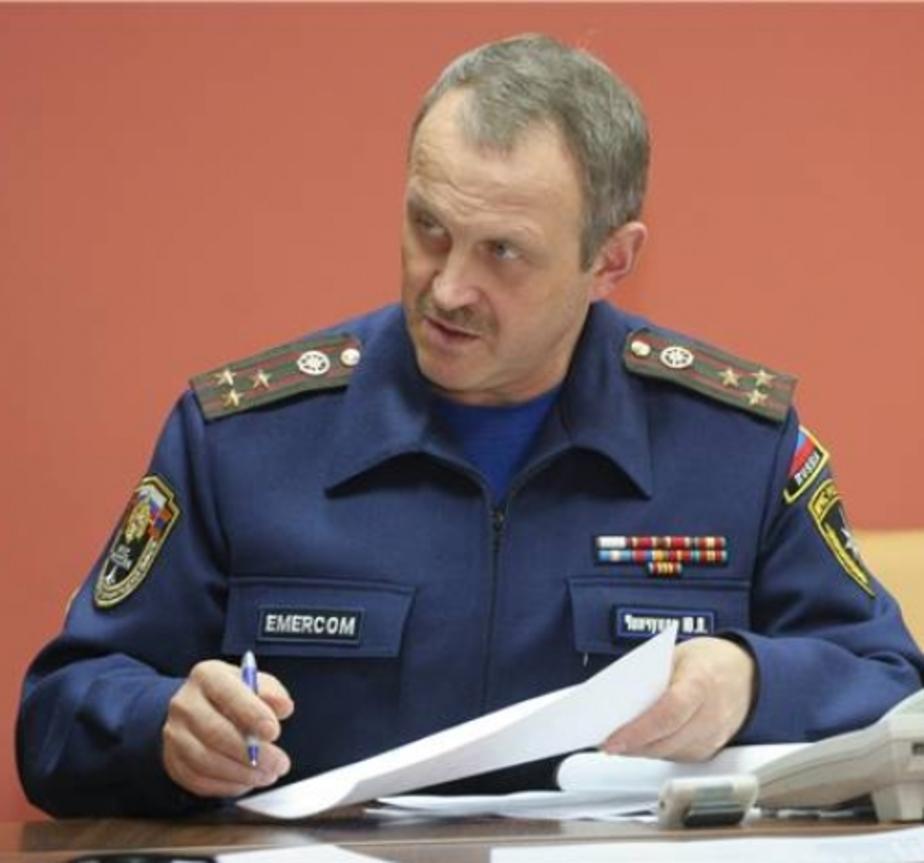 Главу регионального МЧС Юрия Чинчукова посадили под домашний арест