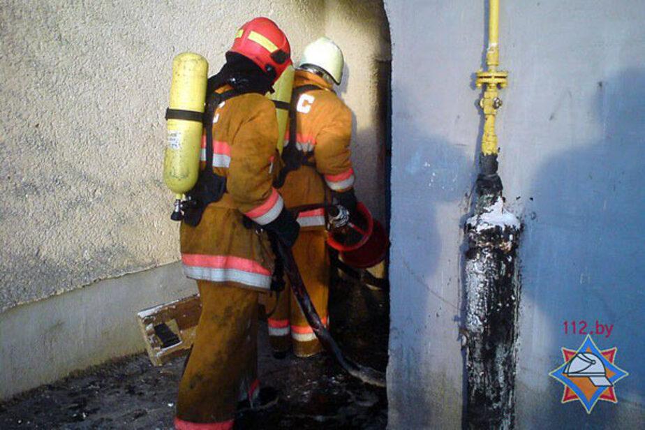 В Гусевском районе в подвале при пожаре погиб мужчина - Новости Калининграда
