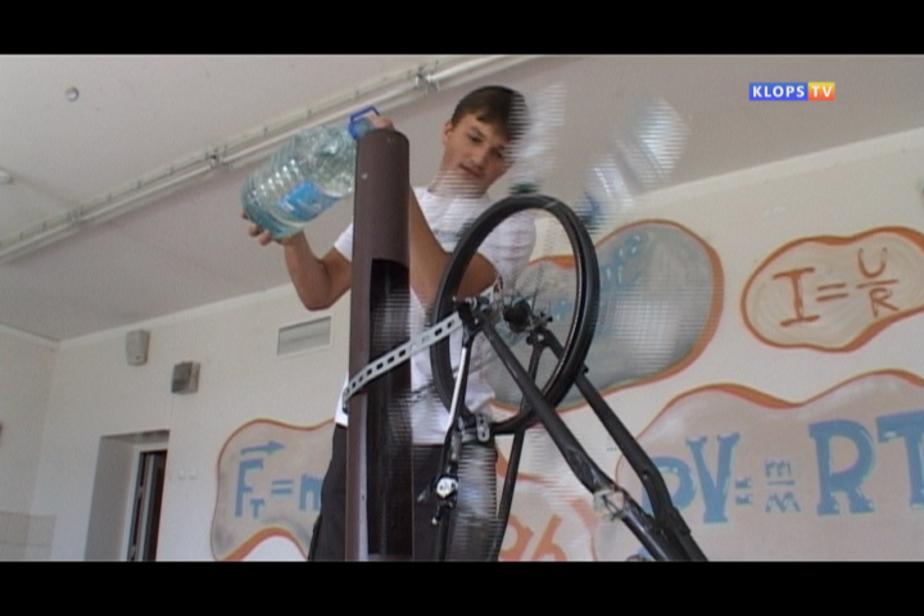 """Первая в мире """"дождевая"""" электростанция обеспечит электричеством школу в пос- Б-Исаково - Новости Калининграда"""