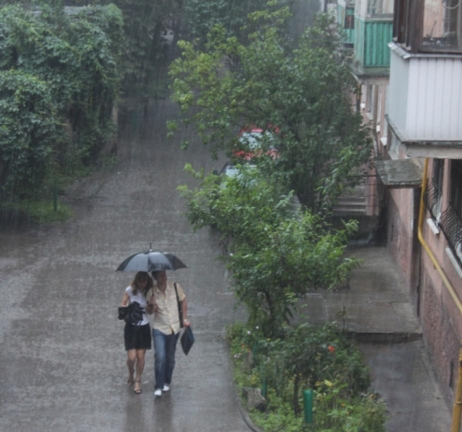 МЧС- Гроза и штормовой ветер ожидаются в воскресенье вечером - Новости Калининграда