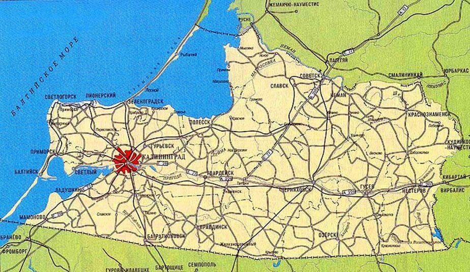 В Калининградской области может появиться объединенный Восточный район - Новости Калининграда