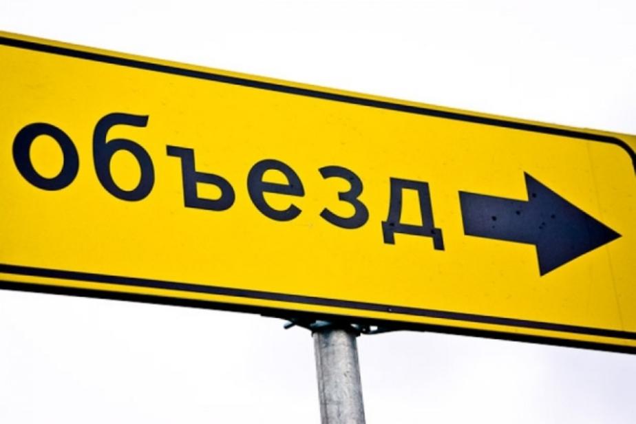 Ночью закрывается движение по Гвардейскому проспекту в Калининграде - Новости Калининграда