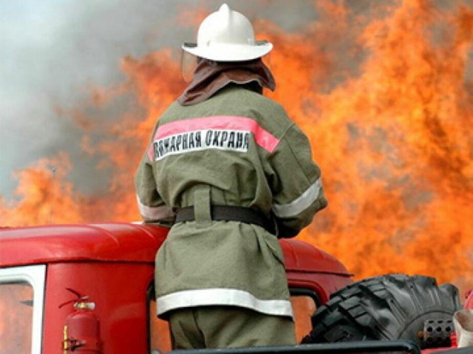В пожаре на улице Куйбышева погиб мужчина - Новости Калининграда