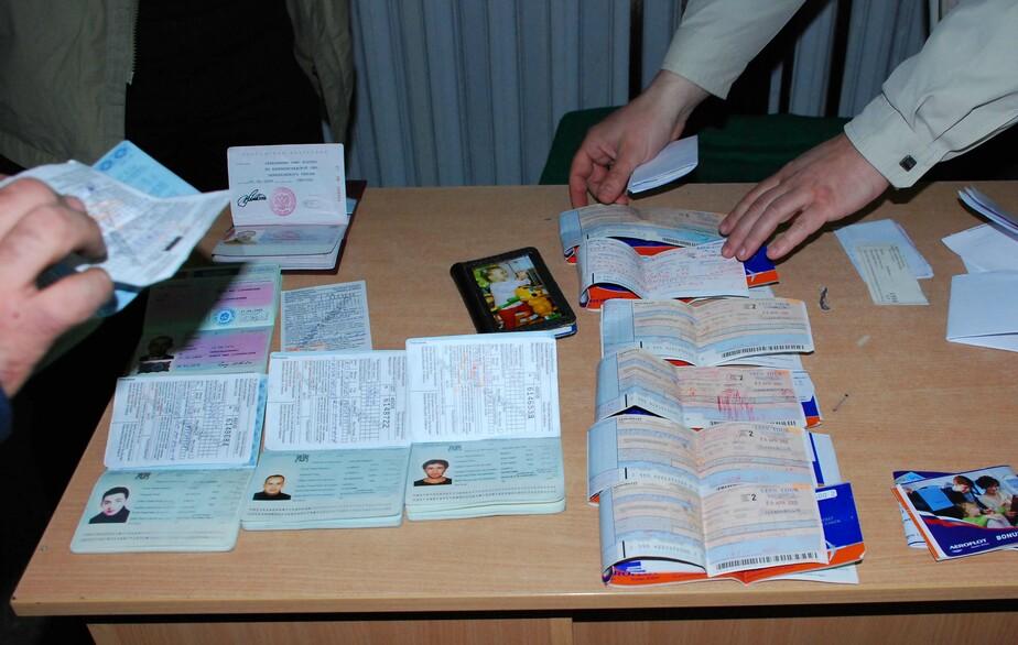 Пограничники задержали сирийские семьи- пытавшиеся попасть в Евросоюз - Новости Калининграда
